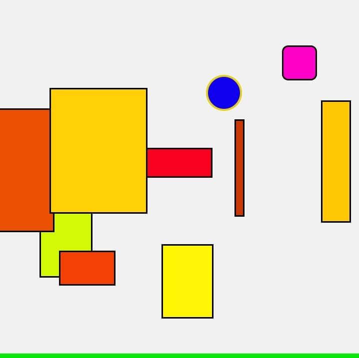 Block game.